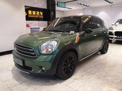 2015年7月 MINI Countryman Cooper S All 4 1.6T 极致暗夜版图片