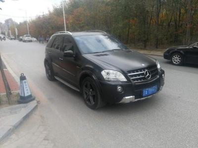 奔馳 M級  ML63 AMG 6.2L 4MATIC圖片