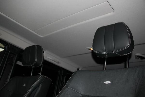奔驰 G级  G500 4.0T图片