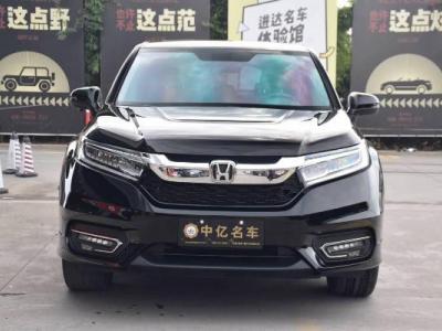 2018年2月 本田 冠道 240TURBO CVT兩驅尊享版圖片