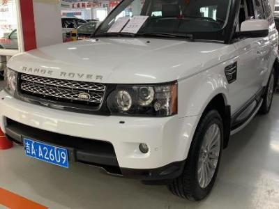 2012年3月 路虎 揽胜运动版 3.0T 运动版 HSE 柴油型图片