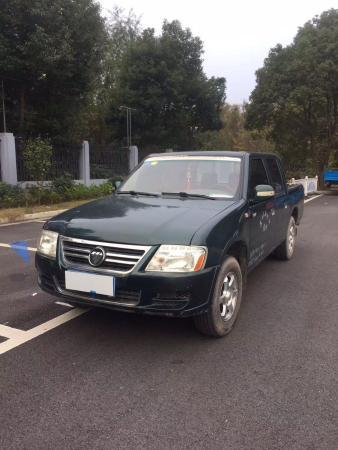 【绍兴】2014年8月 福田 萨普 2.8t 征服者z7 手动挡