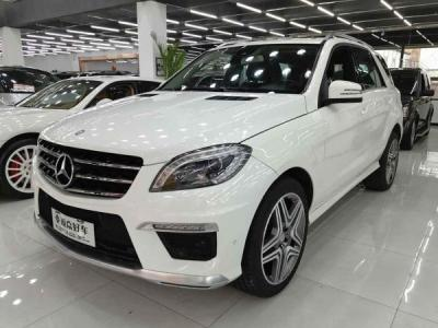 奔驰 M级 ML320 4MATIC 3.0T图片