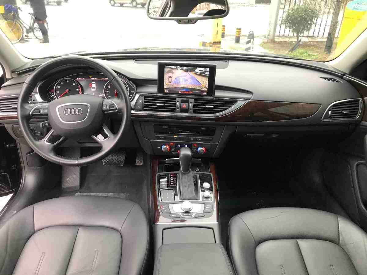 奥迪 奥迪A6L  2017款 A6L TFSI 舒适型图片