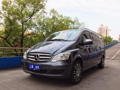 奔驰 唯雅诺 2013款 3.5L 皓驰版图片
