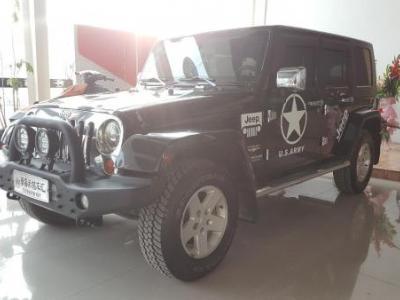 Jeep 牧马人 3.8 四门 Wrangler 冰川纪念版图片