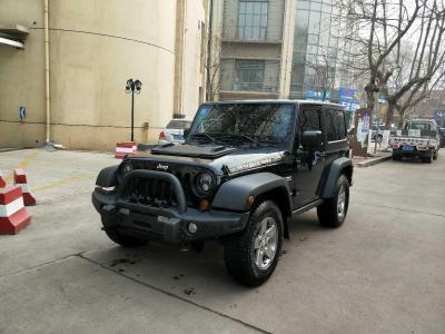 2012年4月 Jeep 牧马人  3.6L 两门图片