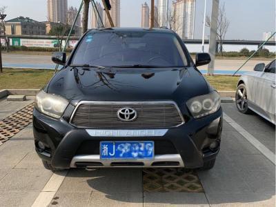 2011年8月 丰田 汉兰达  2.7L 豪华版七座图片