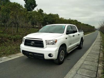 2013年7月 豐田 坦途  5.7 標準版圖片