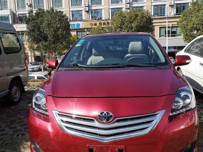丰田 威驰  2013款 1.6L GL-i型尚天窗版