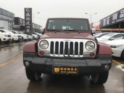 2010年3月 Jeep 牧马人(进口) 3.8 四门 Sahara图片