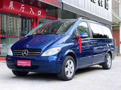 奔驰 唯雅诺  2010款 2.5L 尊贵版