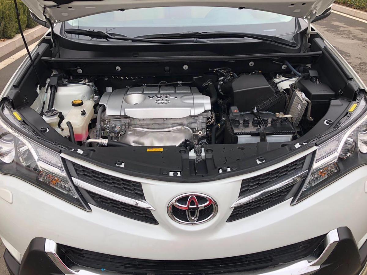 丰田 RAV4  2015款 2.5L 精英版图片