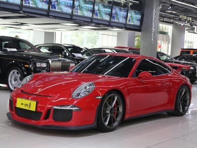 2015年3月 保时捷 911 GT3 3.8L 3.8L图片