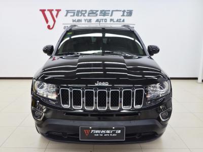 Jeep 指南者  2014款 2.4L舒适版 改款