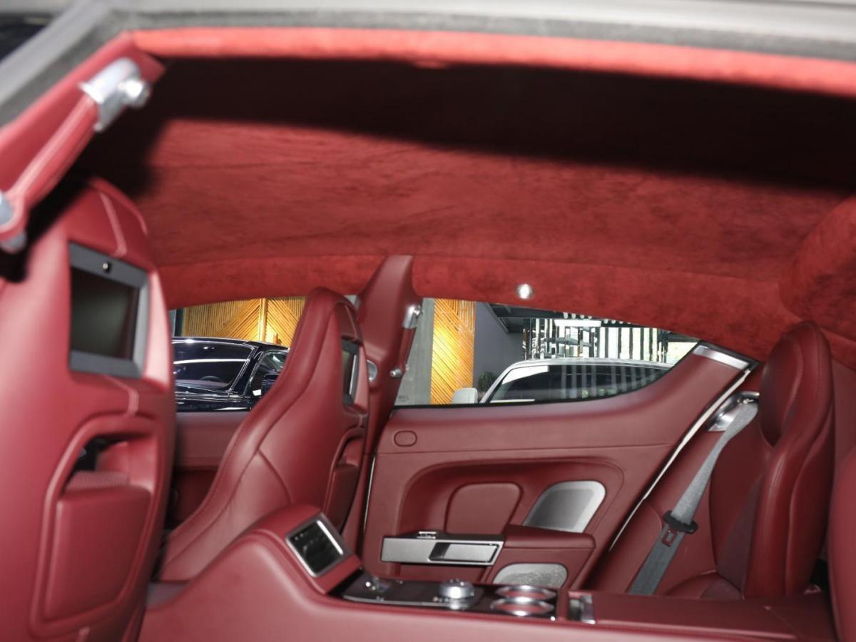 阿斯顿马丁 Rapide  2015款 S 6.0L图片