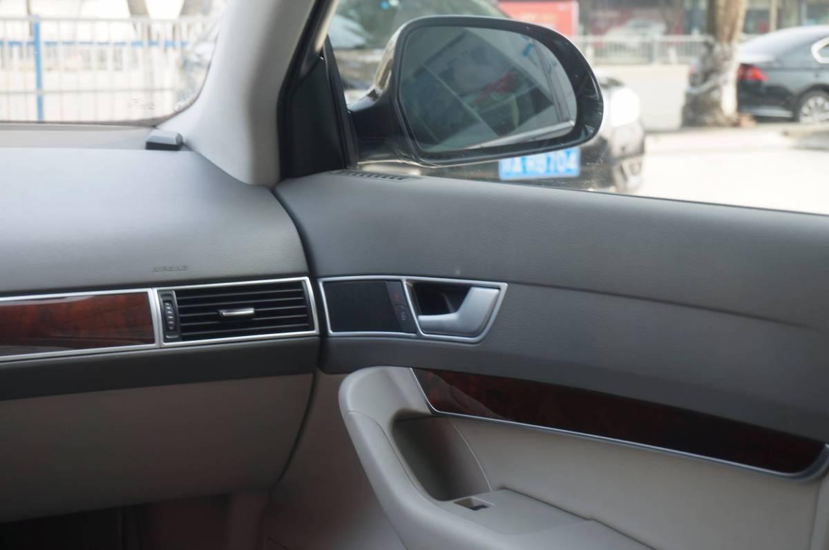 奥迪 奥迪A6L  2009款 A6L 2.4L舒适型图片