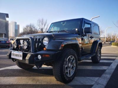 2013年12月 Jeep 牧马人  3.6L 两门图片