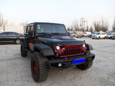2012年10月 Jeep 牧马人(进口) 3.6L四门图片