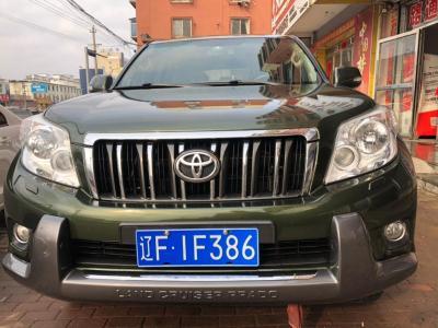 2012年11月 丰田 普拉多(进口) 2.7L图片