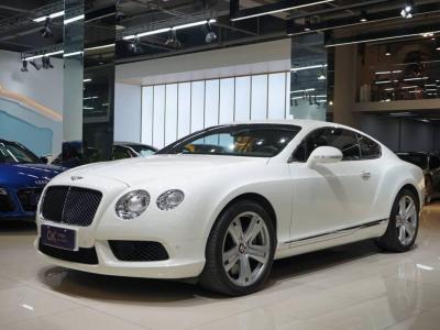 2012年10月 宾利 欧陆 GT 4.0T图片