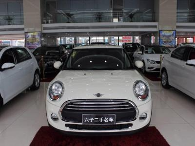 2016年8月 MINI Coupe  1.2T Pioneer 先锋派图片
