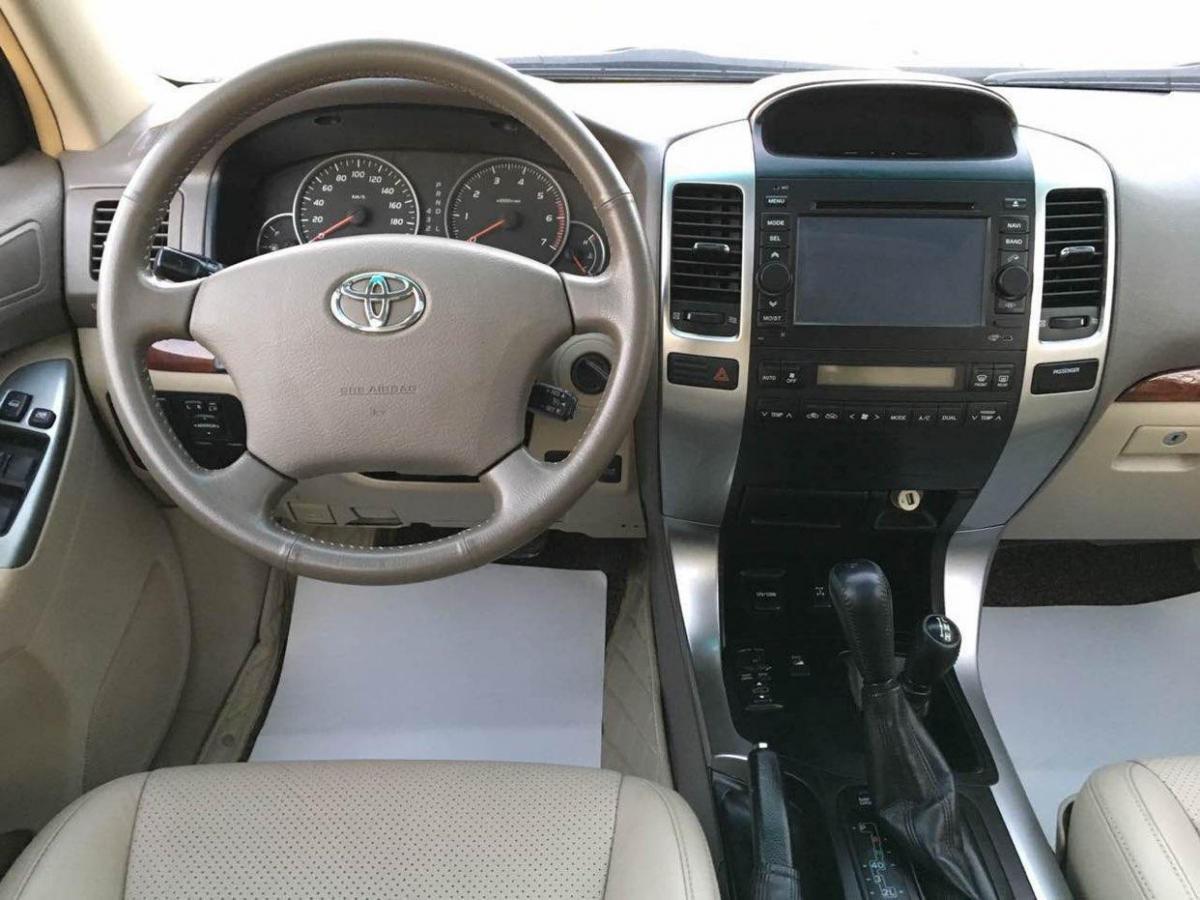 丰田 普拉多  2004款 4.0L 豪华型图片