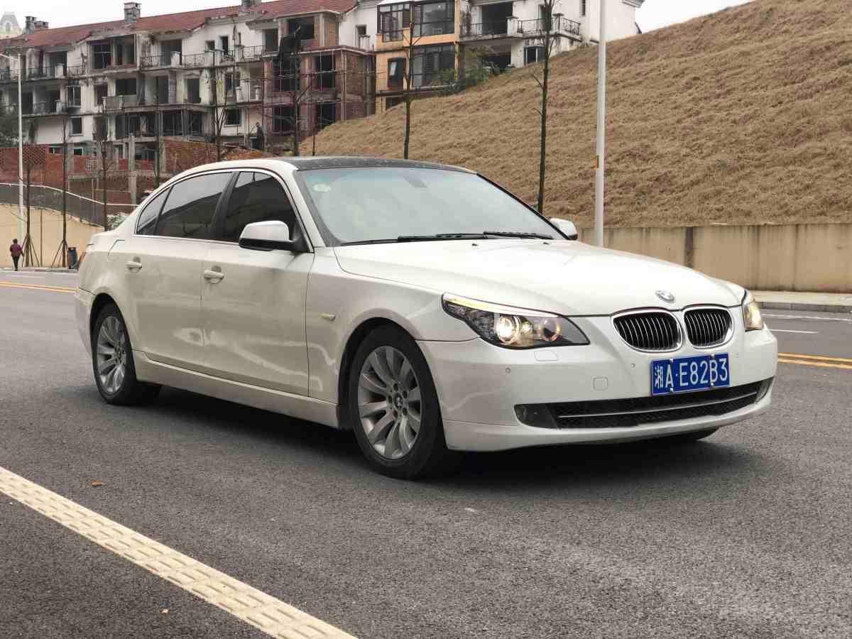 宝马 宝马5系  2008款 530Li 3.0L 领先型图片