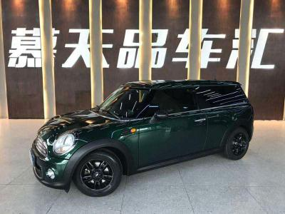 2011款  MINI CLUBMAN 1.6L ONE图片