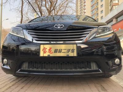 豐田 塞納 3.5L 四驅 XLE 7座