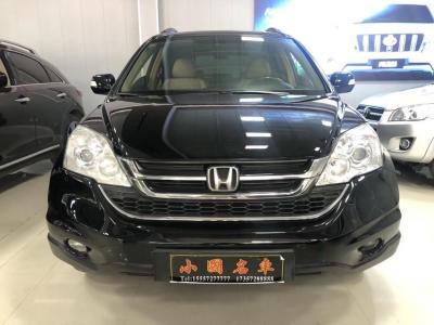 本田 CR-V  2010款 2.4L豪华版