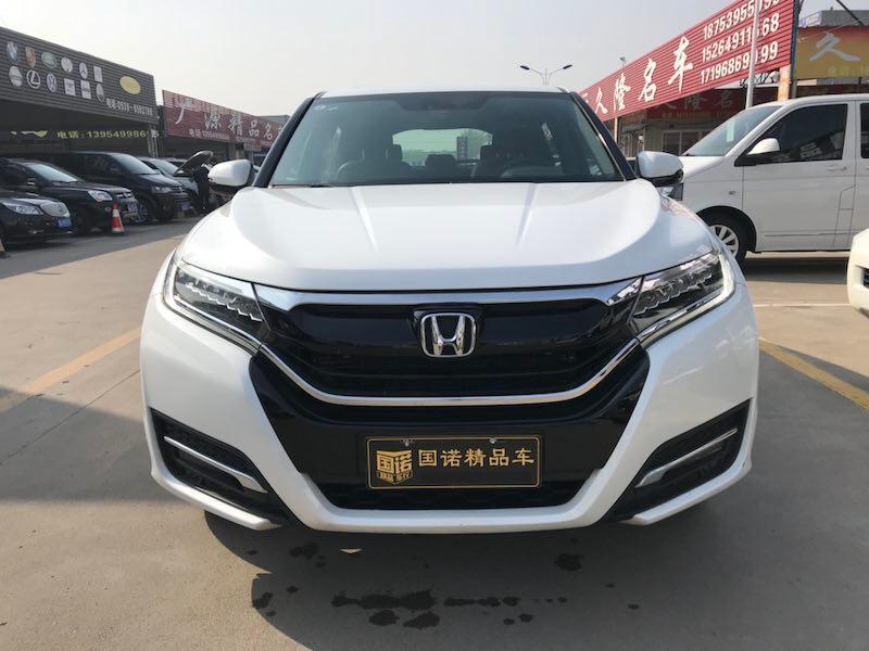 2019年2月 本田 UR-V  240TURBO CVT两驱豪华版?#35745;?/>                         <div class=