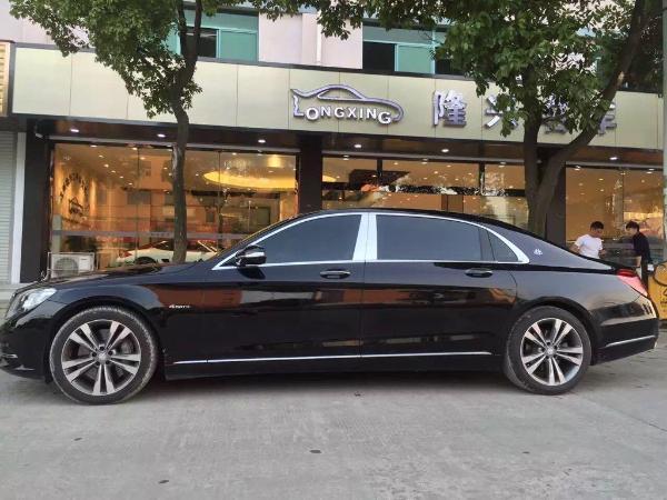 奔驰s400迈巴赫图片