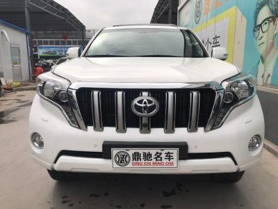 丰田 普拉多  2014款 4.0L VX NAVI
