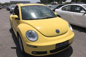 2010年4月 大众 甲壳虫 2.0 BlackOrange舒适版