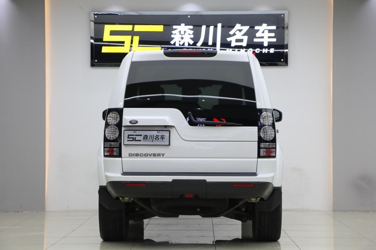 路虎 发现  2016款 3.0T 曜黑典藏版 V6 SC HSE汽油版图片