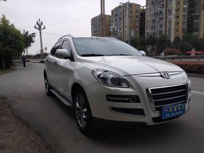 2013年9月 纳智捷 大7 SUV 2.2T锋芒智尊型图片
