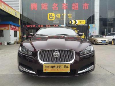 捷豹 XF 2.0T Style Club限量版 涡轮增压 全球限量发售450台图片