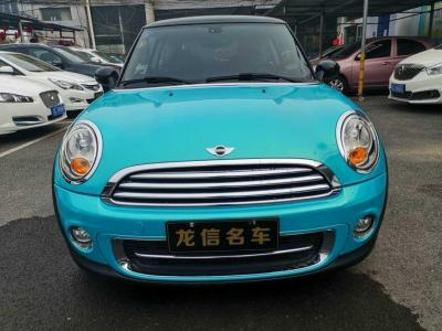 MINI COUPE  2011款 1.6L Excitement