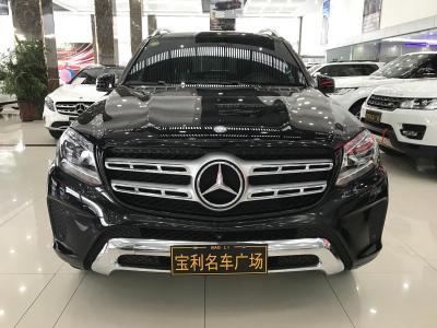 2018年9月 奔驰 奔驰GLS(进口) GLS 450 4MATIC豪华型图片