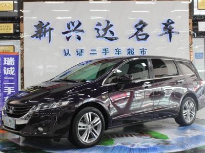 2012年4月 本田 奥德赛  劲秀 2.4L 豪华版图片