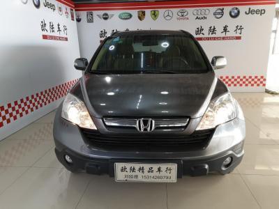 本田 CR-V  2007款 2.4L 自動四驅豪華版
