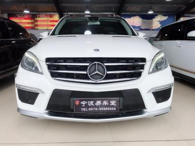 2012年12月 奔馳 AMG  ML63 AMG 5.5T 4MATIC圖片