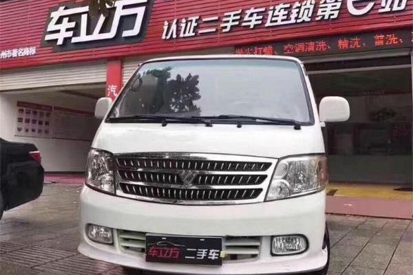 2011年8月 福田风景 2.0l 标准型 长轴低顶 价格:2.78