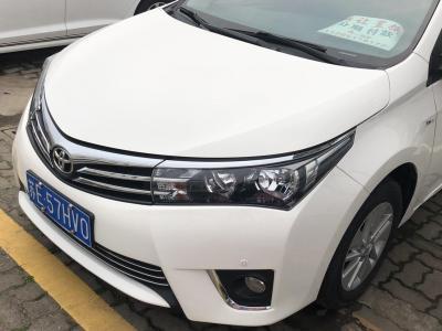 丰田 卡罗拉  2014款 1.6L CVT GL-i