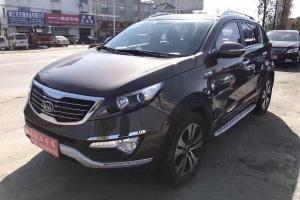 2014年6月 起亚 智跑 2.0 Premium 2WD
