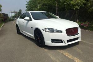 捷豹XF&nbsp3.0T V6 SC 豪华版