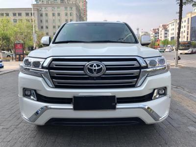 豐田 蘭德酷路澤  2016款 4.0L 中東版