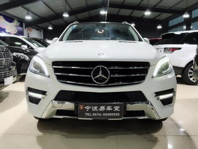 2014年12月 奔馳 ML級  ML400 3.0T 4MATIC 豪華型圖片