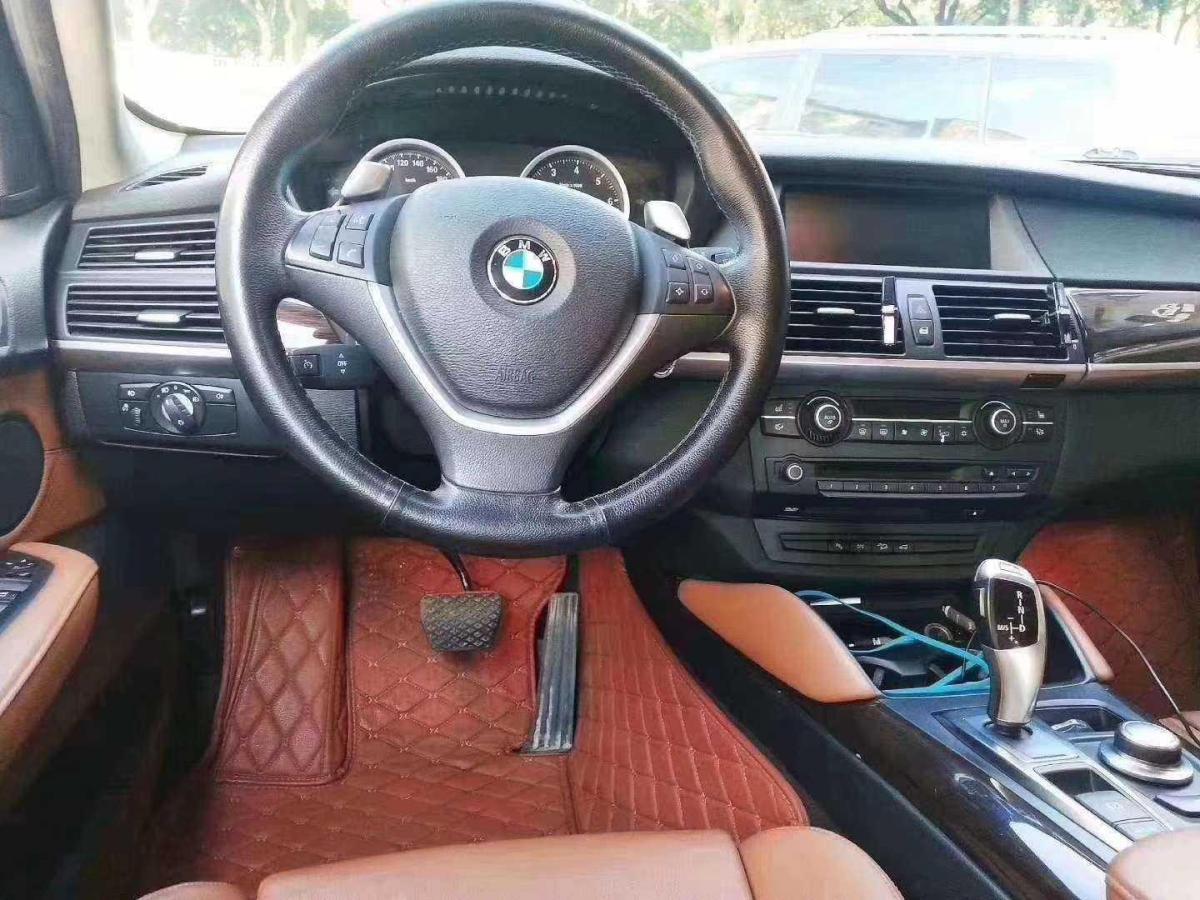 宝马 宝马X6  2009款 xDrive35i图片